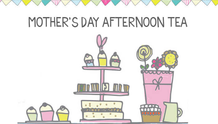 Mother's Day Afternoon Tea 2020