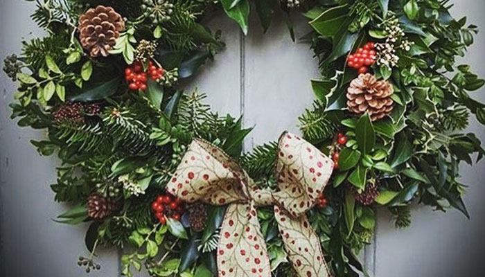 Xmas Wreath Workshop