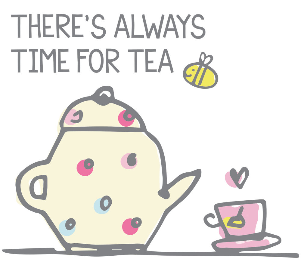 There's always time for tea - Bee's Tea Room Findern